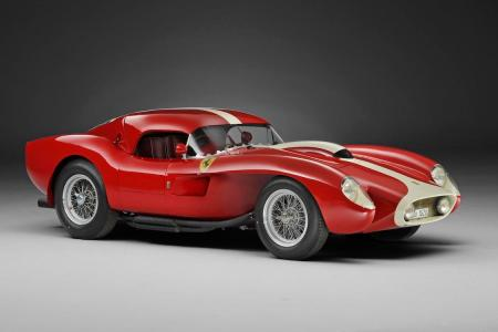 This '61 Franken-Ferrari Is Either an Abomination or a Miracle