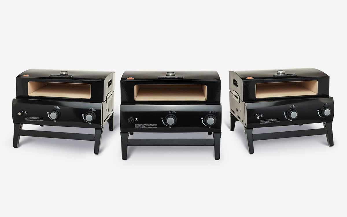 Affordable, Portable Pizza Oven? That's a Tailgating No-Brainer.