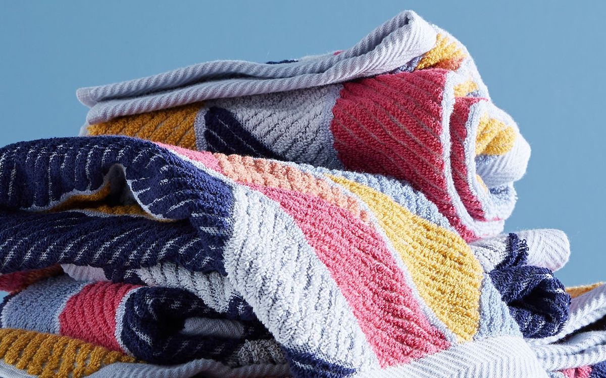 Here's a Whole Mess of Towels That'll Kick Your Bathroom Up a Notch