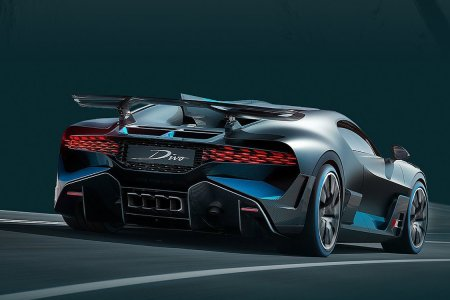 Holy Hypercar: The Bugatti Divo Has 1,500-HP, Ice in Its Veins