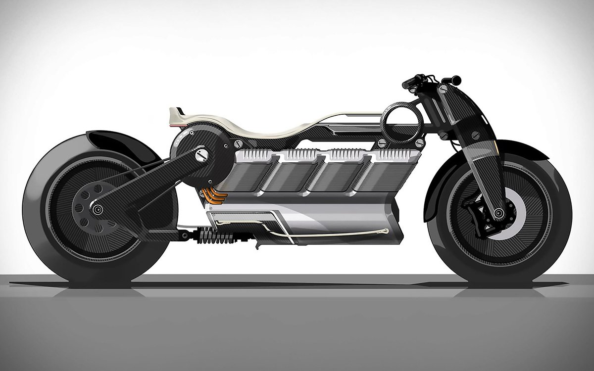 The Latest Curtiss E-Bike Was Inspired by a 1907 World-Record Holder