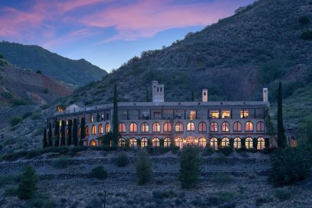 For Sale: A 40-Room Miners Garrison Turned Private Desert Estate