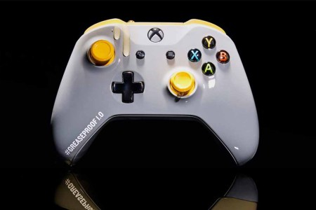 Xbox Is Releasing a Greaseproof Controller Because We're Animals