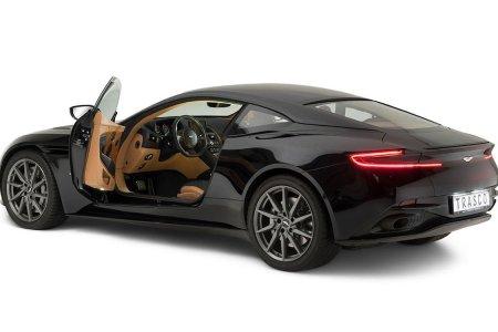 Hey MI6: Please Buy James Bond This Armored Aston Martin DB11