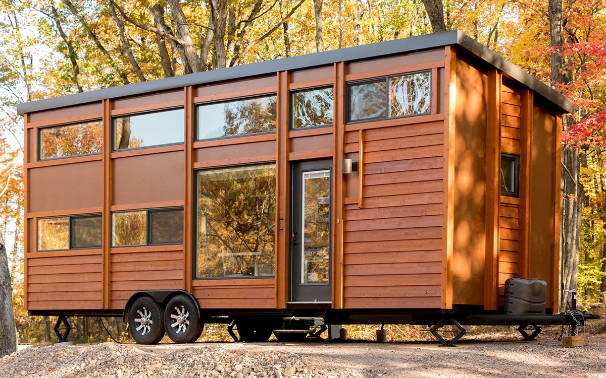 ESCAPE Will Set Up a Tiny Home in Your Backyard, Pay You for It