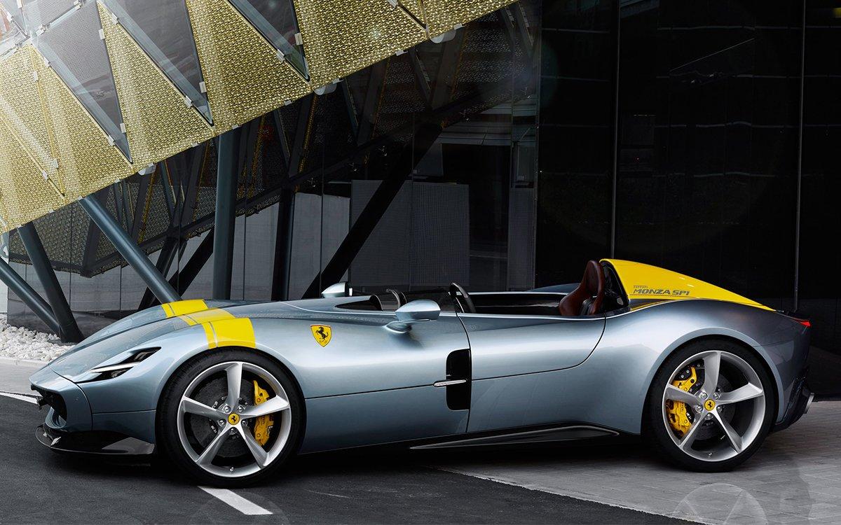 Ferrari Just Gave Its Finest 1948 Sportscar a Very 2018 Update