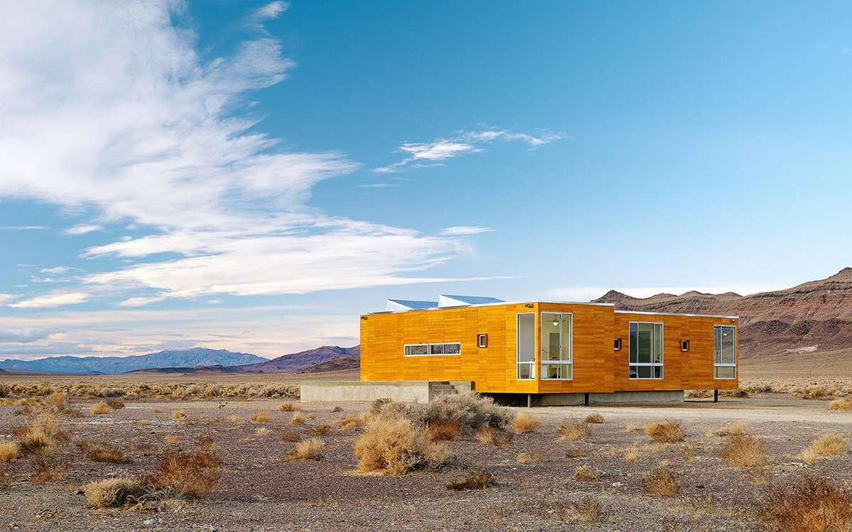 The 7 Best Desert Hideaways Listed on Airbnb