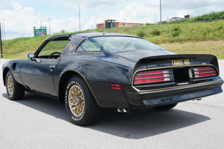 A Trio of Burt Reynolds's Best Movie Cars Are Headed to Auction