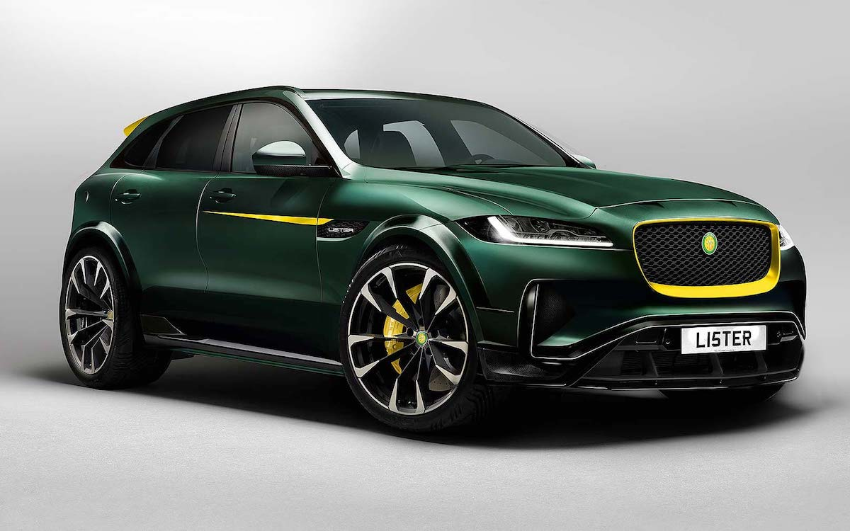 Sorry Lambo, There's a New 'World's Fastest SUV' in Town