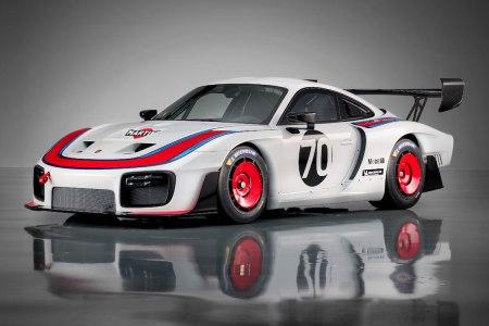 Porsche's New 935 Captures the Spirit of Their Iconic Le Mans Race Car