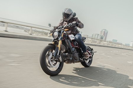 Indian Is Building Two New Street Versions of Their Invincible Race Bike