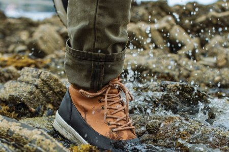 Huckberry's New Duck Boot Conquers Puddles, Fits Like a Sneaker