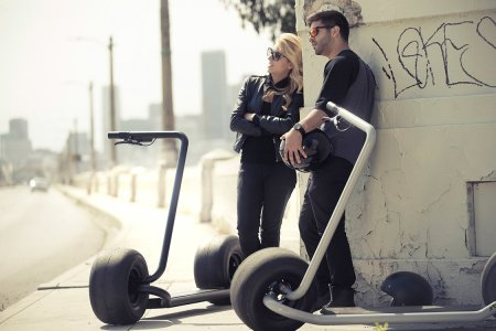 We Begrudgingly Acknowledge That This Scooter Is Awesome