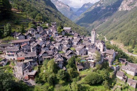 An Ancient Swiss Town Has Decided to Turn Itself Into One Big Hotel