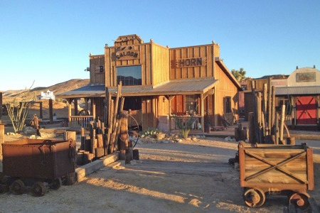 A Town That Once Hosted Hollywood Westerns Is on Sale for $1.5M