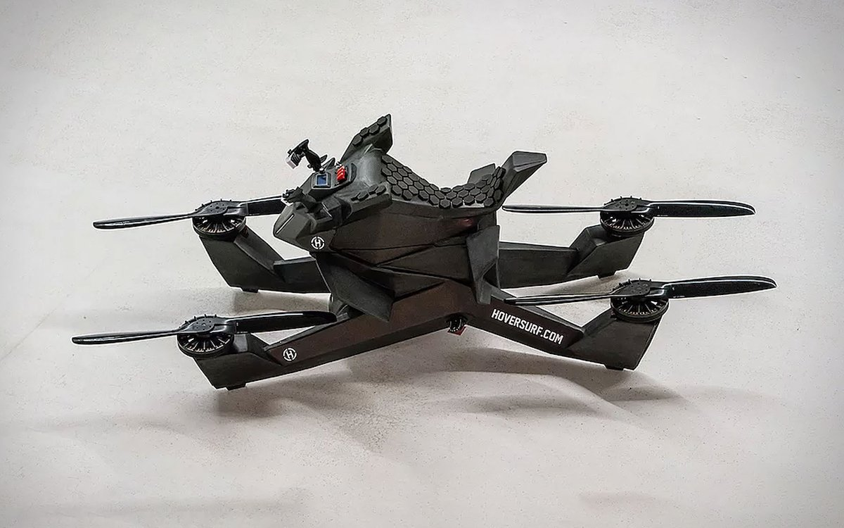 You Can Now Order This Mutant Hoverbike. But Should You?