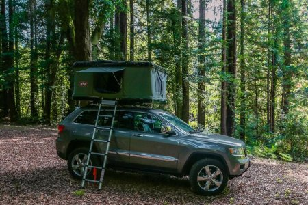 Tepui's Best Rooftop Tent to Date Is Also a Savvy Cargo Unit