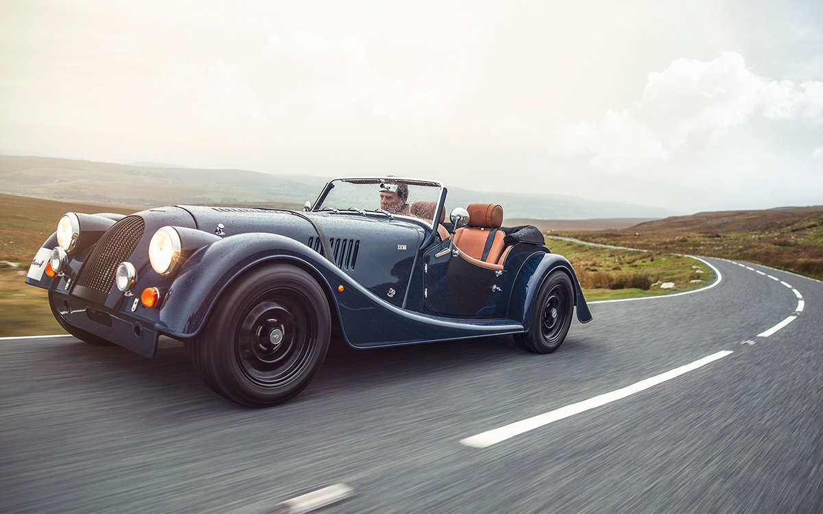 Morgan Motor Co. Is Celebrating 110 Years With Some Snazzy New Roadsters