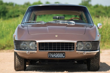 Up Your Dad Game With This One-of-a-Kind Ferrari Station Wagon
