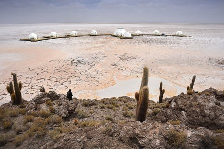 There's An Igloo in the Bolivian Salt Flats With Your Name On It