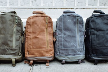 The Best-Looking Backpack of 2018 Was (Obviously) Built in SF