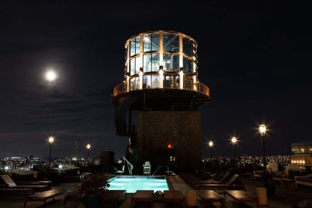 Date Night: Water-Tower Speakeasy