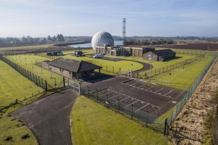 For Sale: $1.2M Zombie Apocalypse Bunker in Rural Scotland