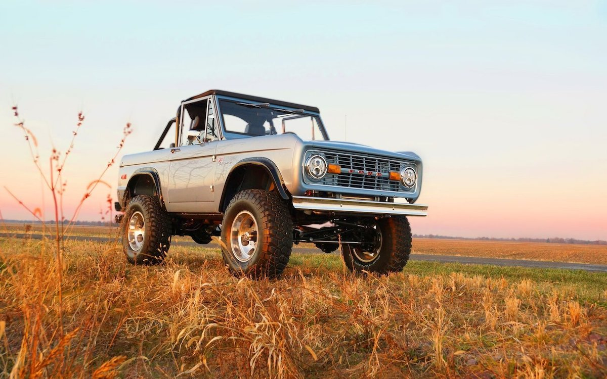 Gateway Builds Brand-New, First-Gen Ford Broncos. Really ...