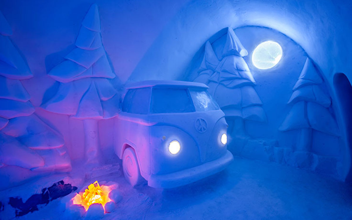 Sweden's Legendary Ice Hotel Is Back