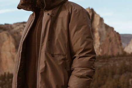 Can Your Winter Jacket Handle Fire? Because This One Can.