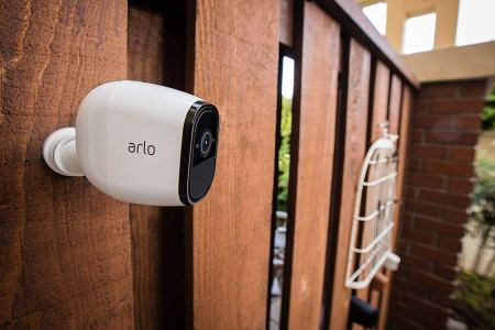 This Home Security Camera System Is Wireless, Weather-Resistant and $250 Off