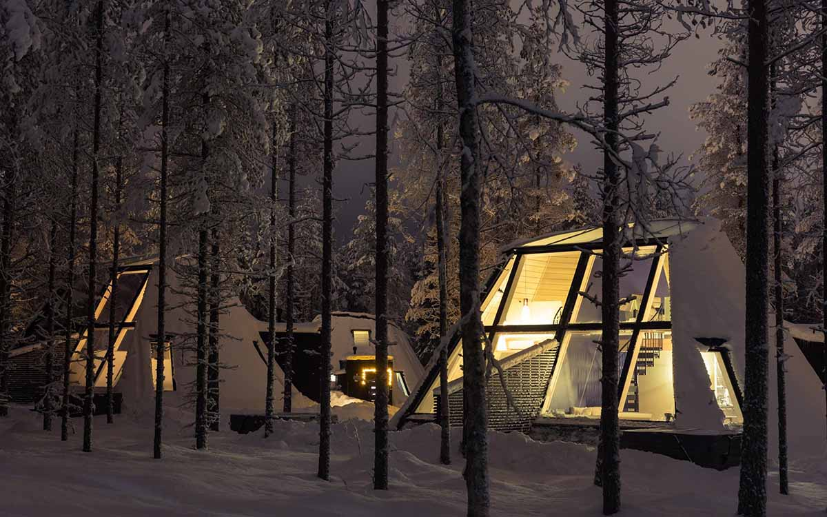 Another Glass Igloo Village Opened in Finland. We're Cool With It.