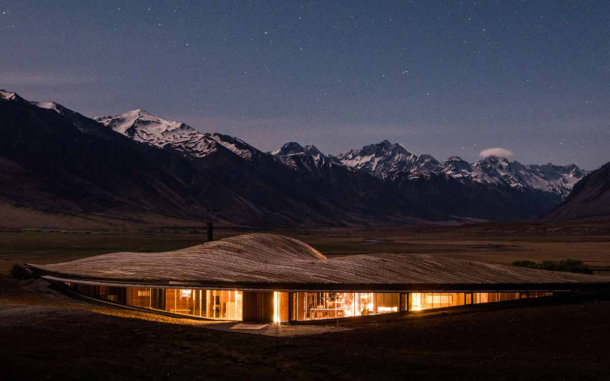 This New Zealand Lodge Is Where You Finally Take That Sabbatical