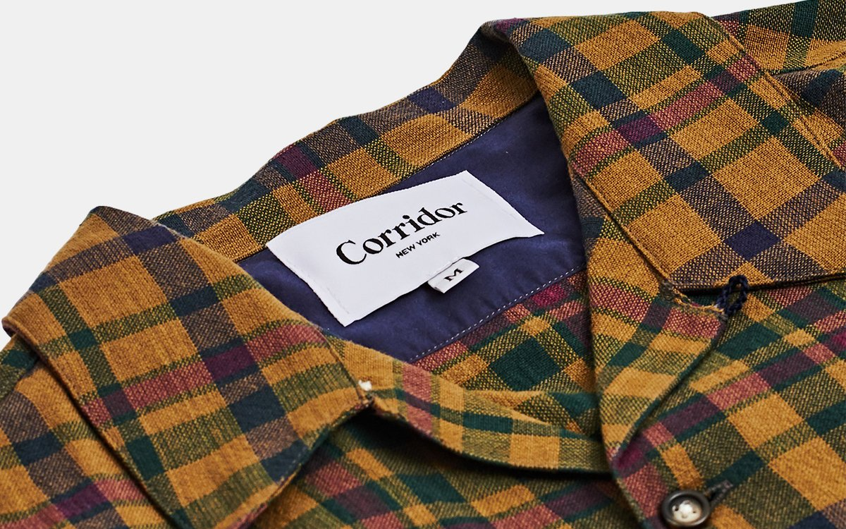 Take 45% Off Flannels and Overshirts From a Need-to-Know Menswear Brand