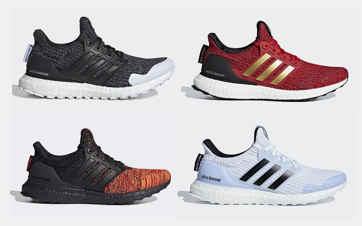 9448c0b1bf34f We Kinda Love These New  Game of Thrones  Adidas Sneaks