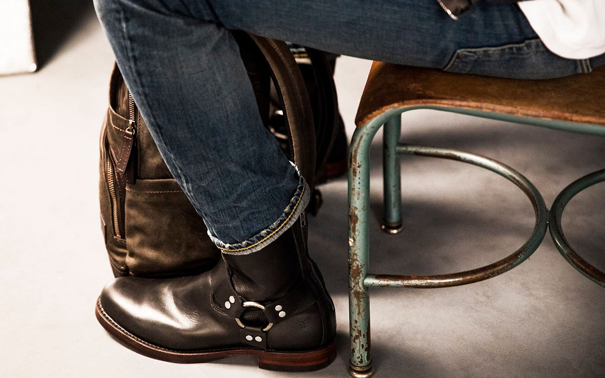 Save Up to 55% On a Pair of Frye's Iconic Leather Boots