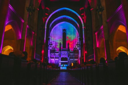 Dinner Plan: Ambient Church