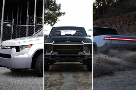 Here Is Every Electric Pickup Truck That's Been Announced So Far