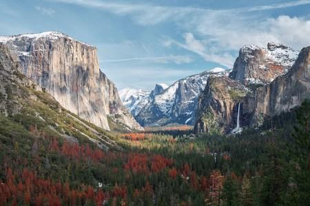 Visit Yosemite, Yellowstone and the Grand Canyon … Via Chartered Jet
