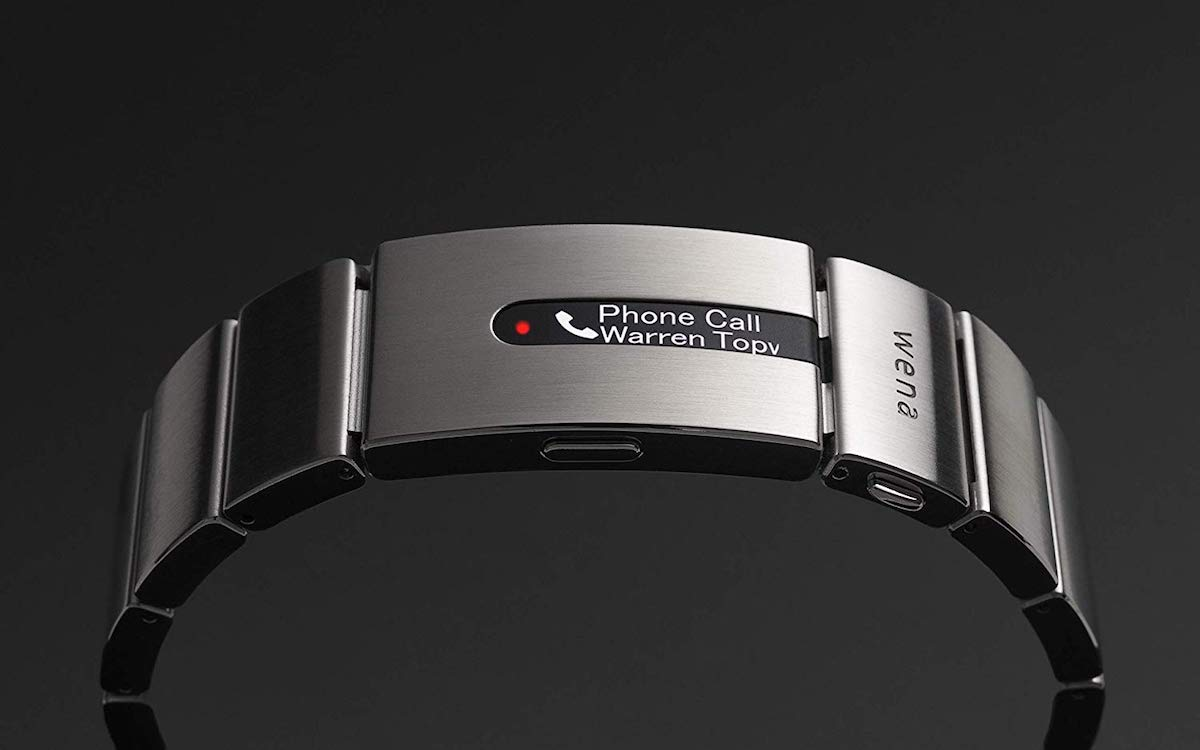 Your Rolex Can Also Be a Smartwatch With Sony's Wena Straps