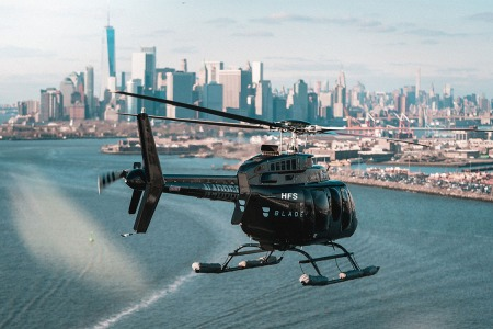 American Airlines Just Partnered With a Curbside Helicopter Service at LAX and JFK