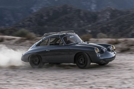 Bow Before the World's First All-Wheel Drive Porsche 356