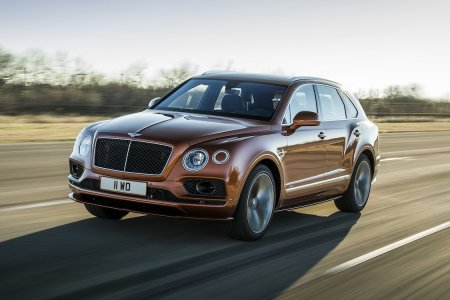 Technically, Bentley's Bentayga Speed Is the World's New Fastest SUV