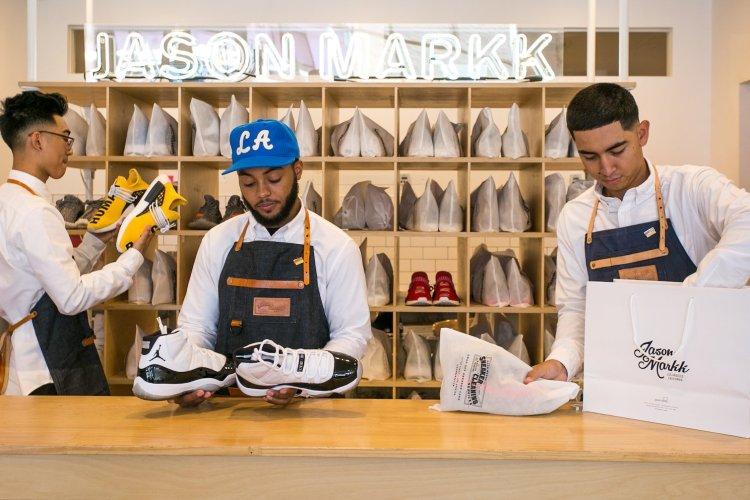 Jason Markk Names the 5 Best Sneaker Shops in LA