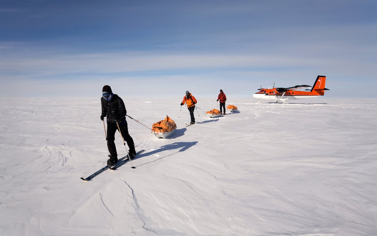 Reach the Most Southern Point on the Planet on This Antarctic Adventure