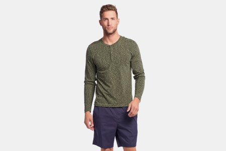 Take 30% Off a Lightweight Rhone Henley