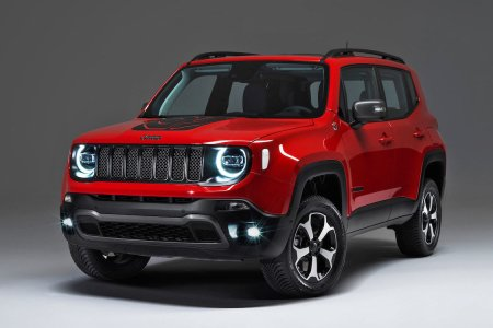 Jeep Finally Goes Electric With Two Plug-In Hybrids