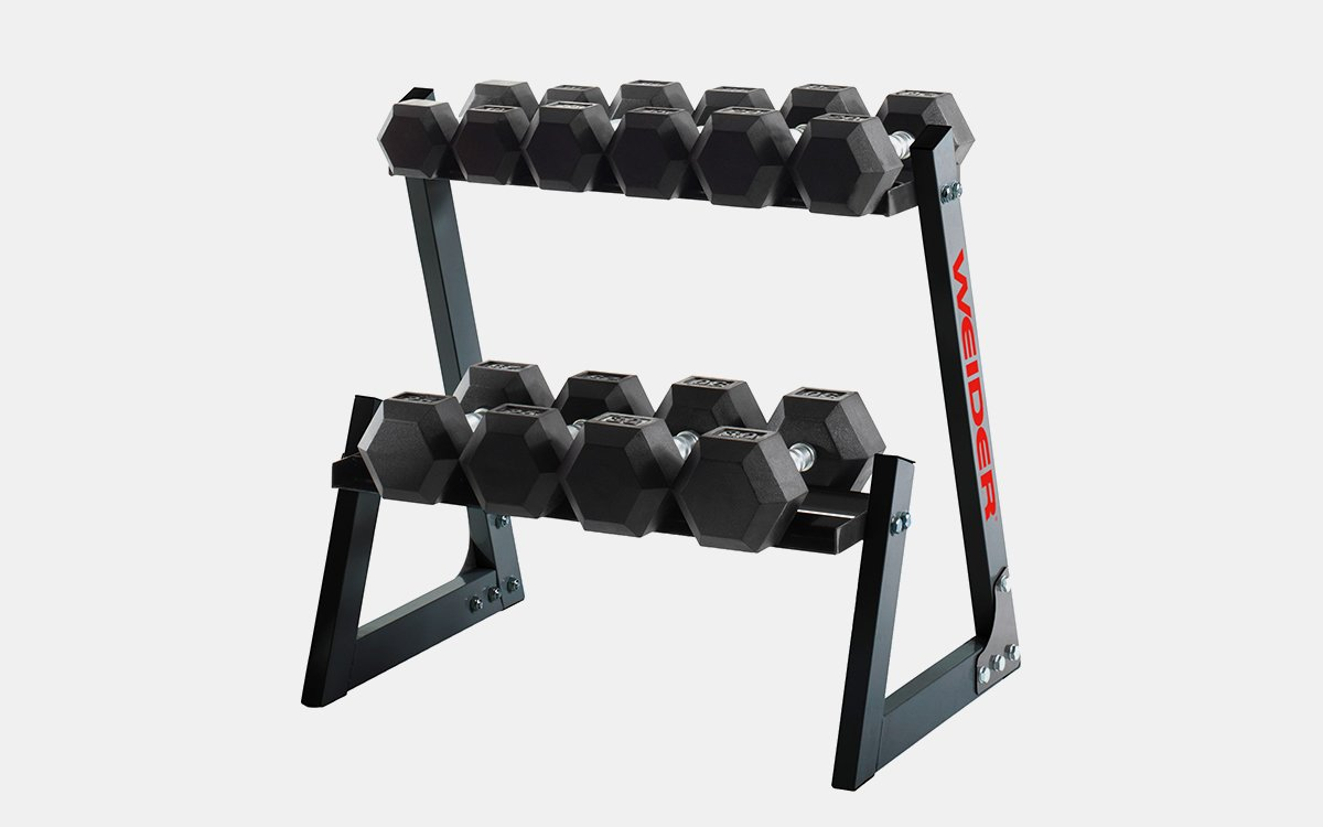 Get This No-Nonsense Weight Rack for $280 Off