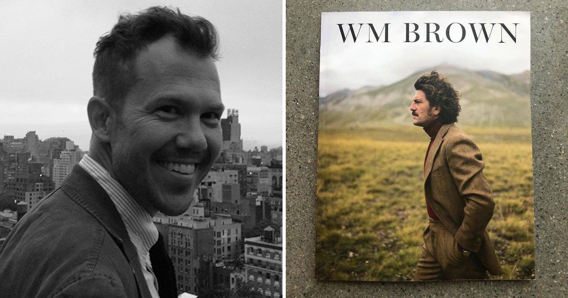 Man of the World Matt Hranek Names His 7 Men's Essentials