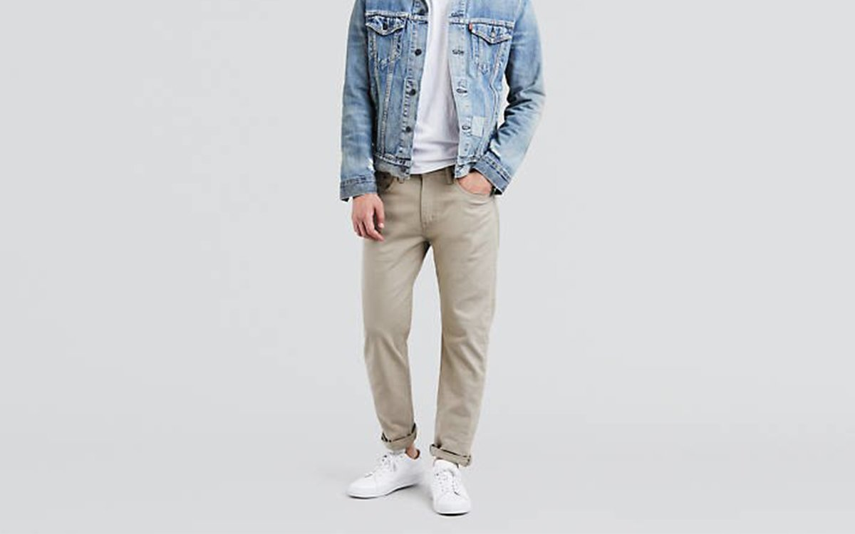 Stock Up on Spring Apparel With 30% Off Sitewide at Levi's
